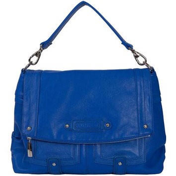 Kelly Moore Songbird Shoulder Bag, Cobalt (Blue) - Holds DSLR, Netbook & More