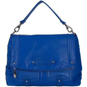 Kelly Moore Songbird Shoulder Bag, Cobalt (Blue) - Holds DSLR, Netbook & More