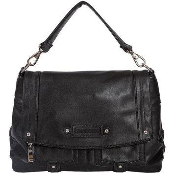 Kelly Moore Songbird Shoulder Bag, Raven (Black) - Holds DSLR, Netbook & More