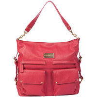 Kelly Moore 2 Sues Camera Bag, with Removable Basket - Raspberry