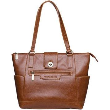 Kelly Moore Esther Shoulder Bag - Caramel (Brown)
