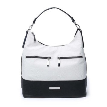 Kelly Moore Brownlee Bag with Removable Basket, Cream White