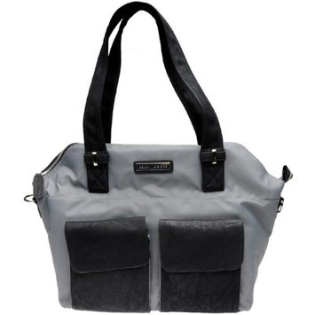 Kelly Moore Ponder Bag with Removable Basket, Gray