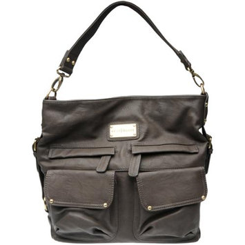 Kelly Moore 2 Sues Camera Bag with Removable Basket, Heather Gray (2015 Version)