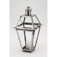 Fashion N You by Horizon Interseas New Port Steel Lantern