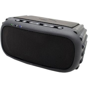 Ecoxgear Ecorox Ipx7 Waterproof Bluetooth Portable Audio System System; Black
