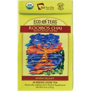 Eco Teas 1192 Eco Teas Loose Rooibos Chai FT - 6x5.3 OZ
