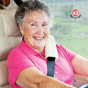 Taylor Gifts Foam Sheepskin Seat Belt