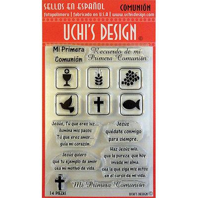 NOTM307330 - Uchi's Design Spanish Clear Stamp Set 4