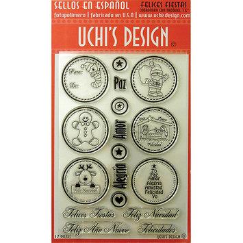 Uchi's Design En Espanol Clear Stamp Set 4