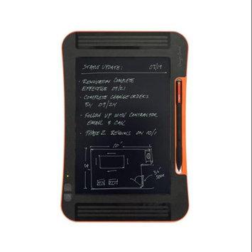 Boogie Board - Sync Portfolio Case For Boogie Board Sync 9.7 Ewriters - Black/orange