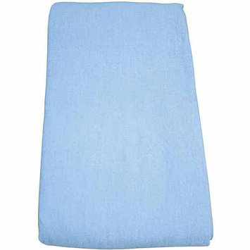 Sivan Health & Fitness Sivan Health and Fitness Massage Table Flannel Cover, Blue