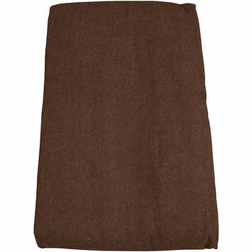 Ggi International Massage Table Flannel Cover Color: Chocolate