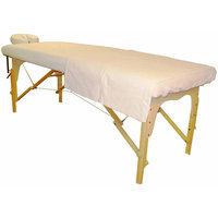 Sivan Health & Fitness Sivan Health and Fitness Massage Poly Cotton Sheet Set