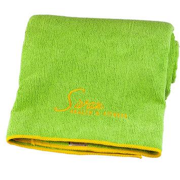 Ggi International Yoga Towel Color: Lime