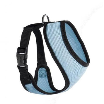 Dogline Mesh Soft Padded Dog Puppy Pet Harness 11 Colors 5 Sizes Comfortable Breathable