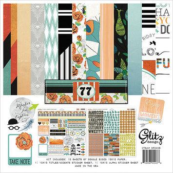Glitz Design 77 Collection Pack 12inX12in