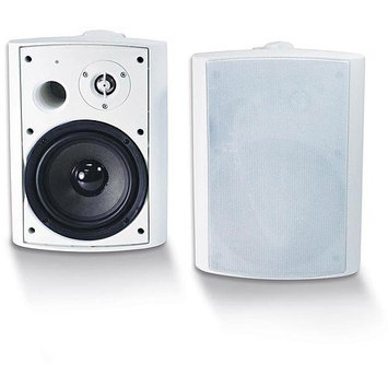 Osd Audio - 2.0 100 W Home Audio Speaker System - Wireless Speaker(s) - Pack Of 2 - White