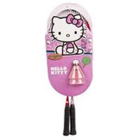 Hello Kitty Sports Jr. 2 PC Badminton Racquet Set