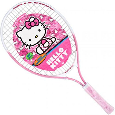 Hello Kitty 21 Inch Junior Tennis Racquet
