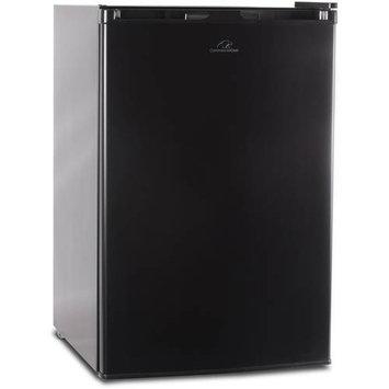 W Appliance Westinghouse CC 4.5 cu. ft. Refrigerator & Freezer (Black)