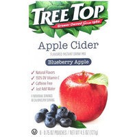Tree Top Blueberry Cranberry Apple Cider Instant Drink Mix, 4.5 oz