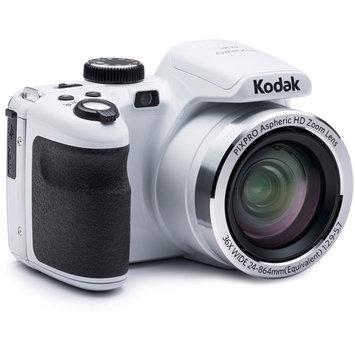 David Shaw Silverware Na Ltd Kodak PIXPRO AZ361 Bridge Digital Camera - 16MP 36X Optical Zoom HD720p -White