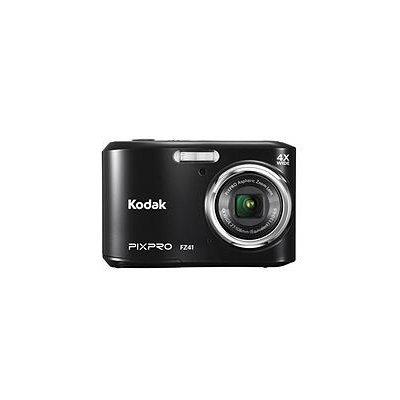 David Shaw Silverware Na Ltd Kodak PIXPRO FZ41 Compact Digital Camera - 16MP 4X Optical Zoom HD 720p Video -Black