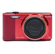 David Shaw Silverware Na Ltd Kodak Red FZ151 Digital Camera with 16 Megapixels and 15x Optical Zoom