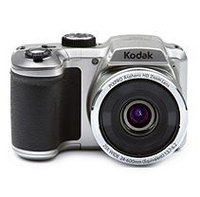 David Shaw Silverware Na Ltd Kodak PIXPRO AZ251 Bridge Digital Camera - 16MP 25X Optical Zoom HD720p -Silver