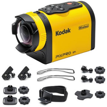 Kodak Pixpro SP1 - Aqua Sport Pack - Waterproof Action Digital Camera, 14MP, 1.5