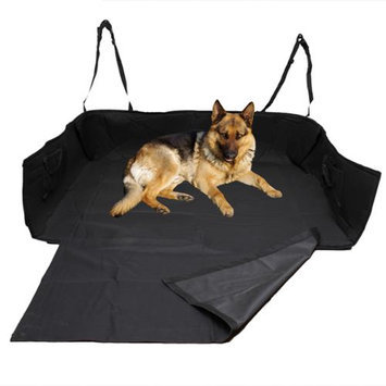 OxGord SUV and Van Cargo Liner Beds for Pets, Black