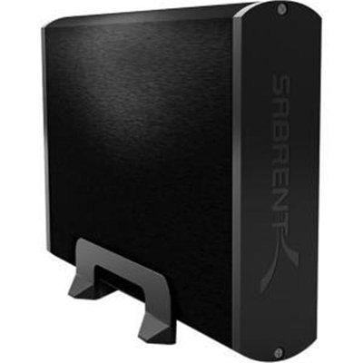Sabrent EC-GD35 Drive Enclosure External - Black