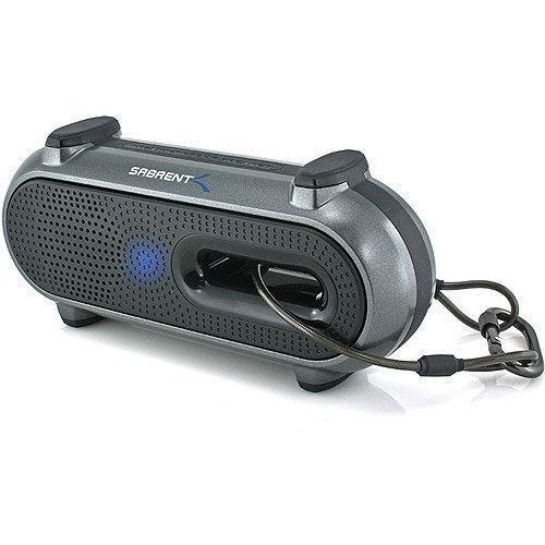 Sabrent, Inc Sabrent SP-BYTA Speaker System - 2 W RMS - Wireless Speaker(s)