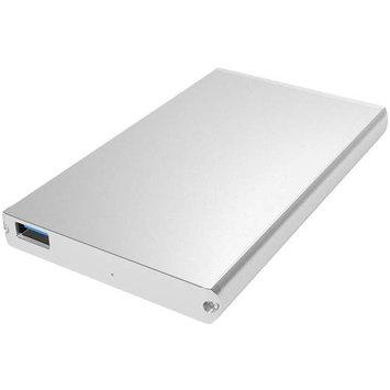 Sabrent EC-UM30 Drive Enclosure External - Silver