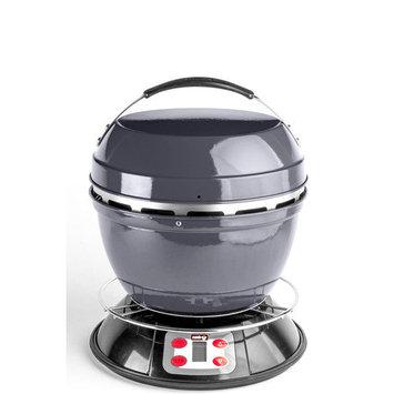 CATA Marketing Inc. EP3620BK COOK-AIR wood fired grill black