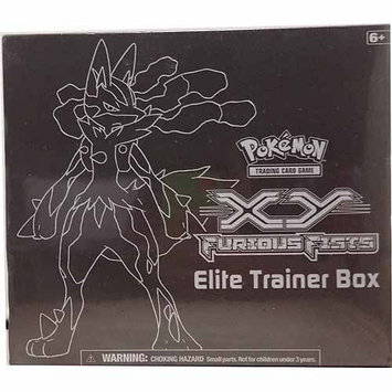 Nintendo Pokemon Furious Fists Elite Trainer Box