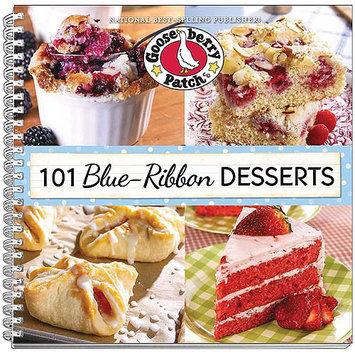 Gooseberry Patch 101 Blue-Ribbon Desserts