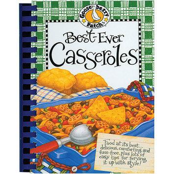Gooseberry Patch M920P Best-Ever Casseroles Cookbook