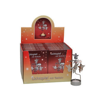 Alexander Taron 130100 Display With Tea Candle