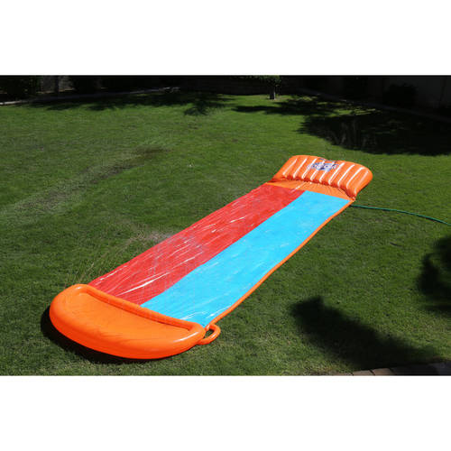 Bestway Inflatables H2O Go Water Slide, Double Lane