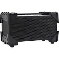 Hype - Boombox Portable Bluetooth Speaker - Black