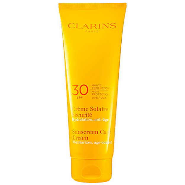 Clarins Sunscreen Cream High Protection SPF 30 4.4 oz