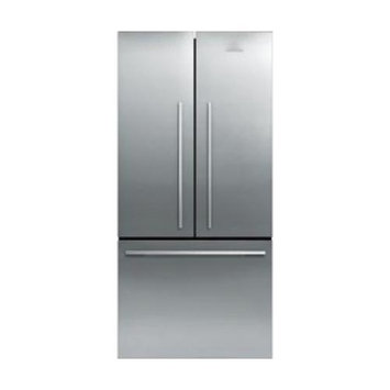 Fisher and Paykel 17 Cu. Ft. Stainless Steel Counter Depth French Door Bottom Freezer Refrigerator