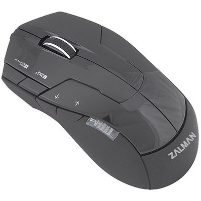 Zalman Tech Co., Ltd ZALMAN ZM-M300 Black Wired Optical Mouse