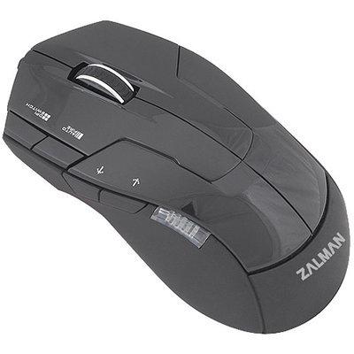 Zalman Tech Co., Ltd ZALMAN ZM-M300 Black Wired Optical Mouse