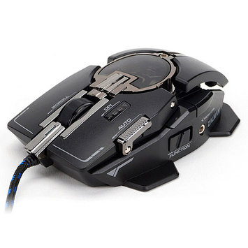 Zalman GM4 Laser Gaming Mouse HEC0NH5FL-1610