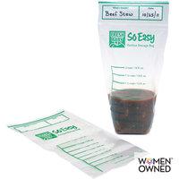 Fresh Baby Llc Fresh Baby So Easy Portion Bags, 50-count