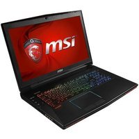 MSI GT72 Dominator Pro-444 Gaming Laptop Intel Core i7-4980HQ 2.80 GHz 17.3