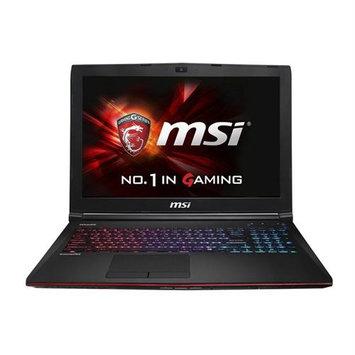 MSI GE Series GE62 Apache Pro-219 Gaming Laptop Intel Core i7-5700HQ 2.70 GHz 15.6